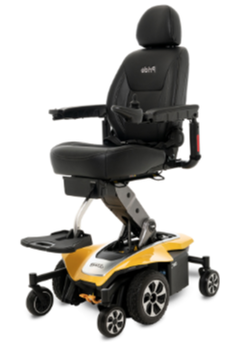 Electric wheelchairs at Rice Village Medical Supply